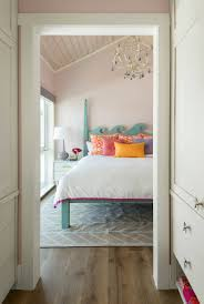 colorful coastal bedroom by studio80 interior design beautiful