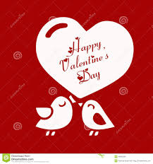 happy valentines day love beautiful card with cute love couple