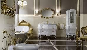 Bathroom Decor Ideas  How To Choose The Style Of The Interior Design - Baroque interior design style