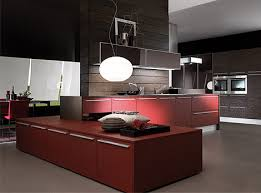 kitchens and interiors kitchen interior in venge and bordo heavenly home
