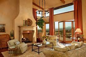 tuscan decorating ideas for living rooms grey fabric area carpet traditional lighting tuscan decorating
