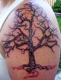 been pinning tree tattoos for about a year now looking for