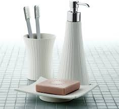 28 bathroom vanity accessory sets madame white porcelain