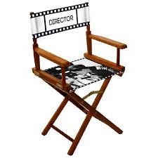 chaise r alisateur chaise réalisateur chaplin director atelier marquage caen