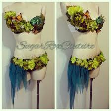 Jungle Forest Tiger Monokini Bra Cosplay Dance Costume Rave Bra 36 Best Ideas Images On Pinterest Rave Make Up