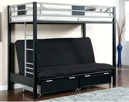 Bunk Bed With Sofa Bed Loft Bed With Bemine Co