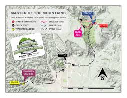 Philmont Scout Ranch Map Race Maps Raton Nm Master Of The Mountains Adventure Race