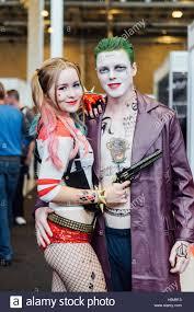 The Joker Nurse Halloween Costume Joker Comic Batman Stock Photos U0026 Joker Comic Batman Stock Images