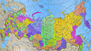 european russia map cities detailed political and administrative map of russia with cities in
