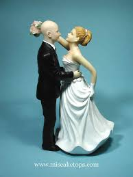 bald groom cake topper bald groom wedding cake toppers idea in 2017 wedding