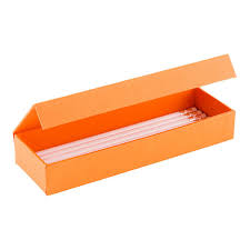 pencil box bigso orange stockholm magnetic pencil box the container store