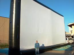 diy outdoor projector screen u2014 jen u0026 joes design best outdoor