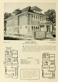 Architectural House Plans by 900 Best Historic Floor Plans Images On Pinterest Vintage Houses