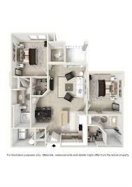 in apartment floor plans apartment floorplans city view orlando florida