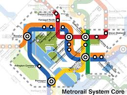 Wmata Map Metro by Wmata Subway Images Reverse Search