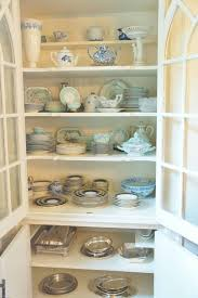 how to arrange dishes in china cabinet how to style a china cabinet