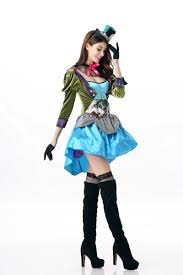 2017 halloween costumes for women teen girls sassy mad hatter