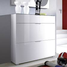 White Shoe Storage Cabinet Wonderful Shoe Cabinet White On Bedroom Walls Shoe Storage