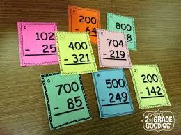 best 25 subtraction across zeros ideas on pinterest 9 times