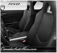 Car Seats Upholstery 2009 2012 Mazda Rx8 Custom Leather Upholstery