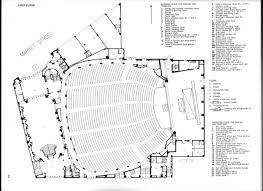 fox theater floor plan fox theatre san francisco orchestra level floor plan cinema