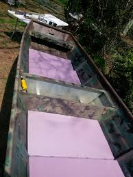 fixing up my first aluminum a 14ft jon boat tinboats net