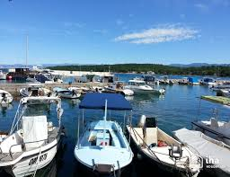 croatia rentals in a mobile home for your vacations with iha small fishing port croatia