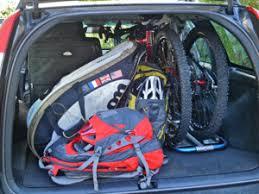 porta mtb per auto il portabiciclette il portabiciclette all interno dell auto veloboy
