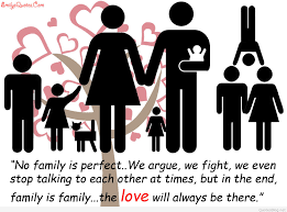 top family quotes with cards and photos