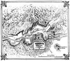 Yosemite Valley Map Mapping Yosemite