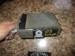 2004 lexus rx330 yaw rate sensor used toyota tundra other computer chip cruise control parts for