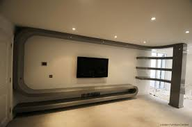 tv unit designs in the living room home deco plans