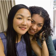 Interacial Lesbians - black girls and asian girls who love each other