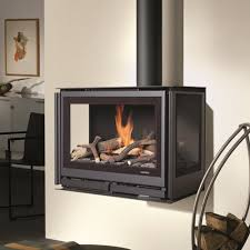wanders square 60g trilateral balanced flue wall mounted gas fire