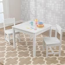 aspen table u0026 chair set white