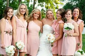 Light Pink Bridesmaid Dresses Pretty And Peachy Short Light Pink Bridesmaid Dresses Elite