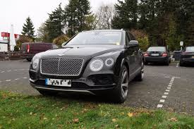 bentayga bentley first bentley bentayga video review reveals too many positives to
