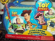 toy story brand disney type activity book ebay
