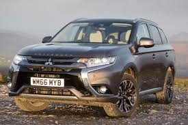 mitsubishi black old new mitsubishi outlander phev 2017 review auto express