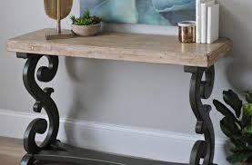 powell scroll console table alluring large console tables scroll leg original inspiration came