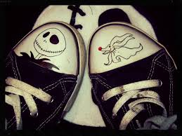 nightmare before shoes by ffishy21 on deviantart