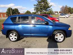 jeep crossover 2009 jeep compass autoberry canada