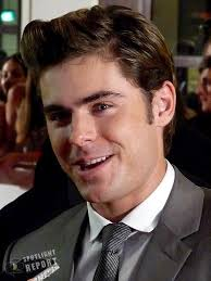 zac efron hair in the lucky one on the spot zac efron attends the lucky one world premiere in