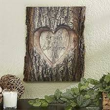 wood anniversary gift ideas for him so in personalized basswood plank wedding