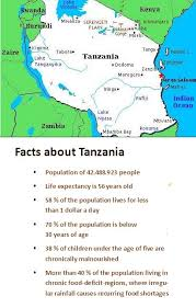 punch hunger facts about tanzania