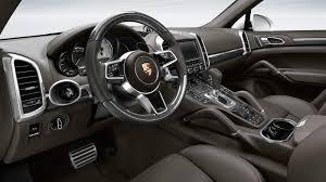 porsche hatchback interior the 2018 porsche cayenne s e hybrid electromotivela