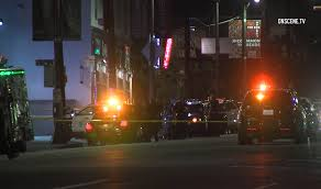 Wildfire Casino On Sunset by Armed Man Shot By Police In Echo Park Near Sunset Boulevard Bar