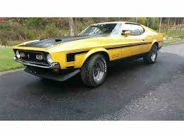 ford mustang 351 1971 ford mustang for sale on classiccars com 47 available