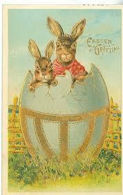 52 best spring images on pinterest vintage easter vintage cards