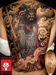 tattoo asia design full back tattoos for men style